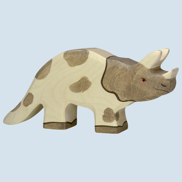 Holztiger - Dinosaurier - Triceratops