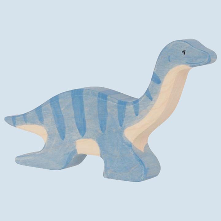 Holztiger - wooden animal - Plesiosaurus