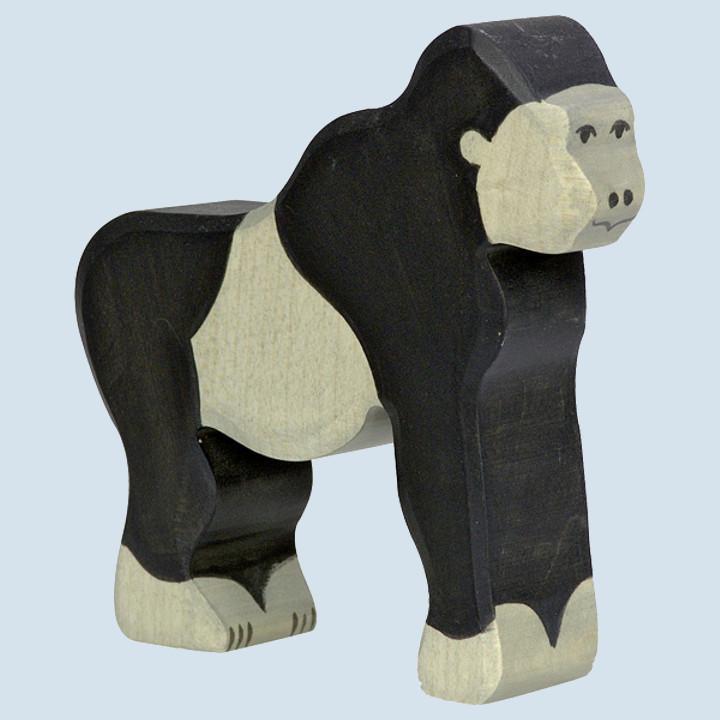 Holztiger - wooden animal - gorilla