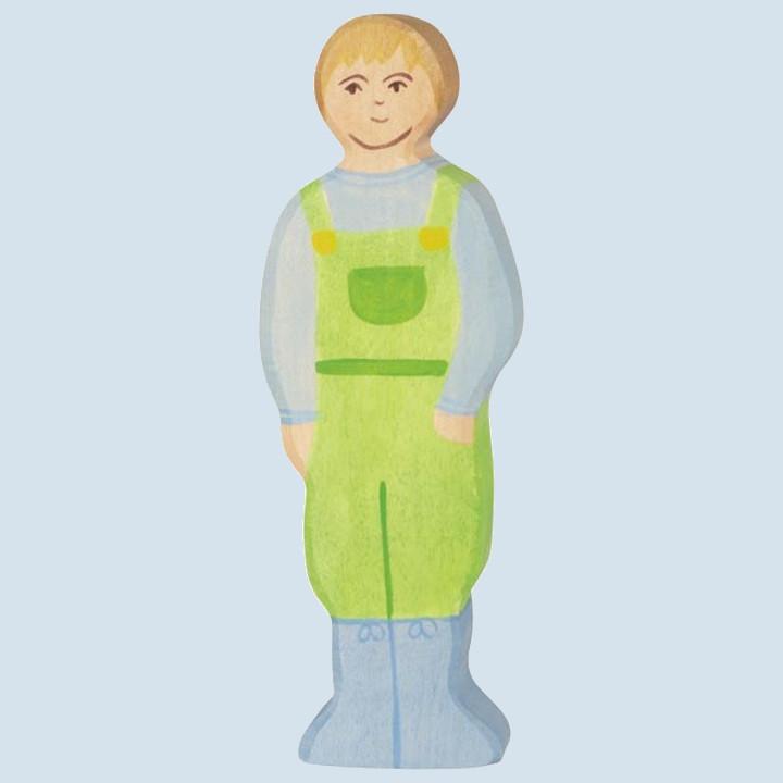 Holztiger - wooden figure - Farmer