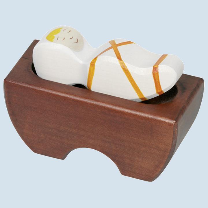 Holztiger - Krippenfiguren Set - 8-teilig