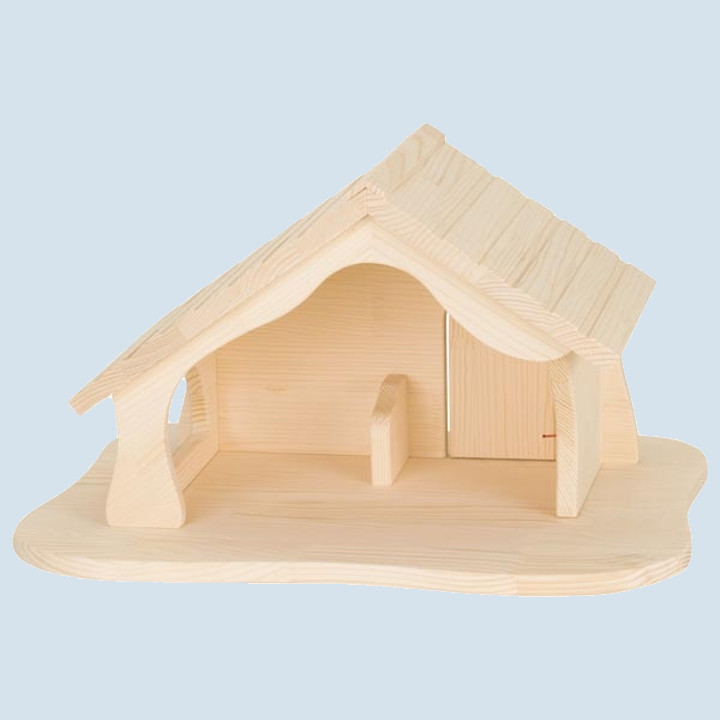 Holztiger - farm, nativity scene - wood