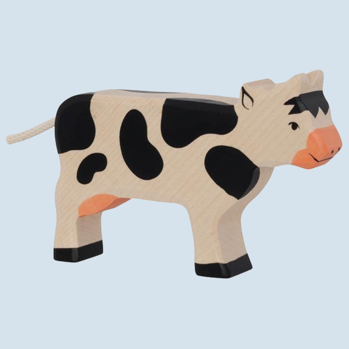 Holztiger - wooden animal - cow