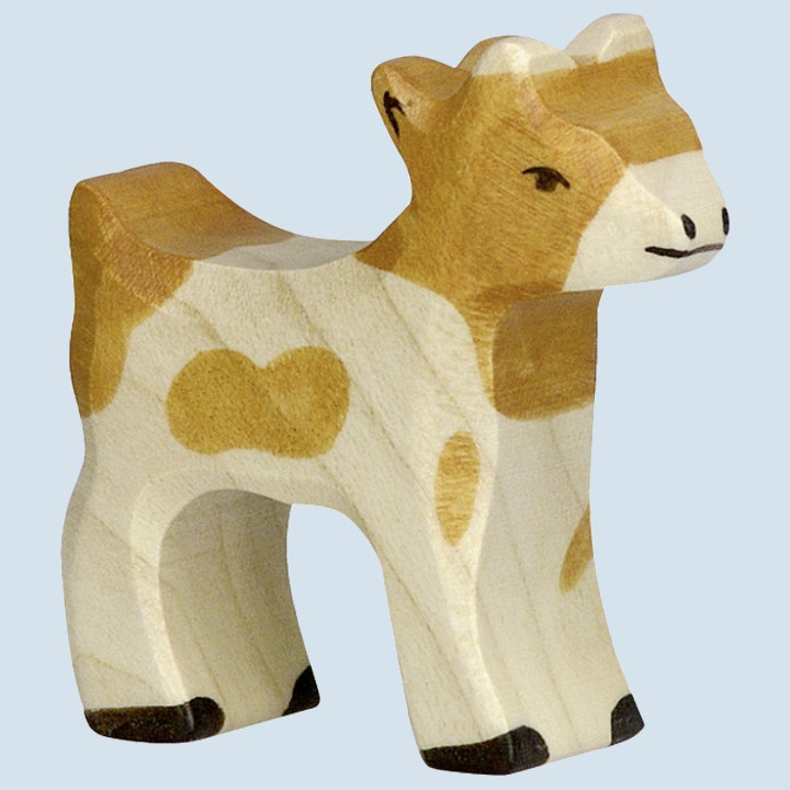 Holztiger - wooden animal - goatling