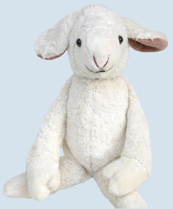 Kallisto Stofftier - Schlenkertier Schaf - Bella - Bio Baumwolle