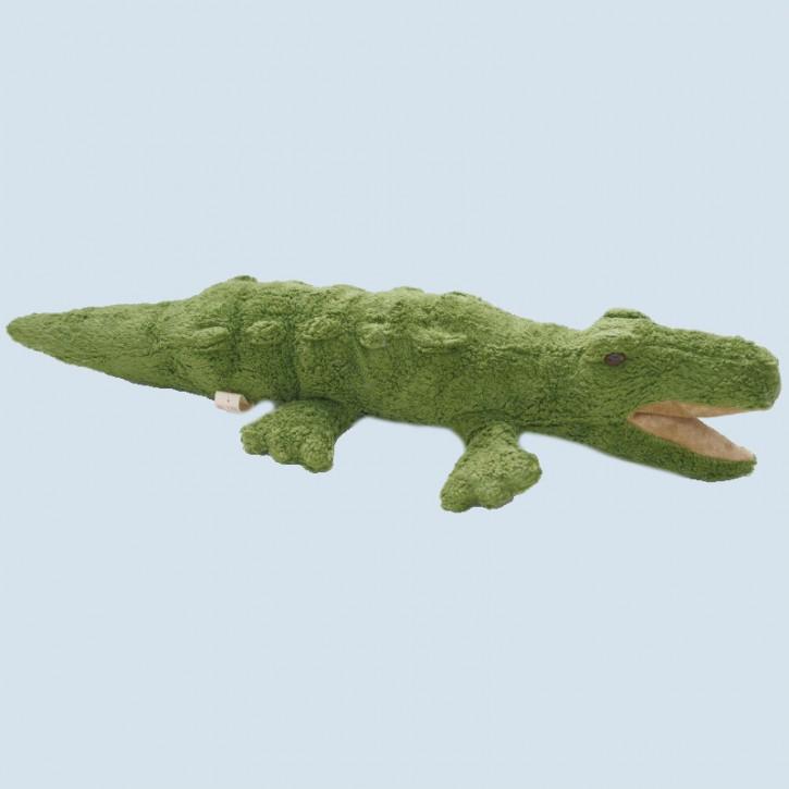 Kallisto Stofftier, Kuscheltier - Krokodil Manni - Bio