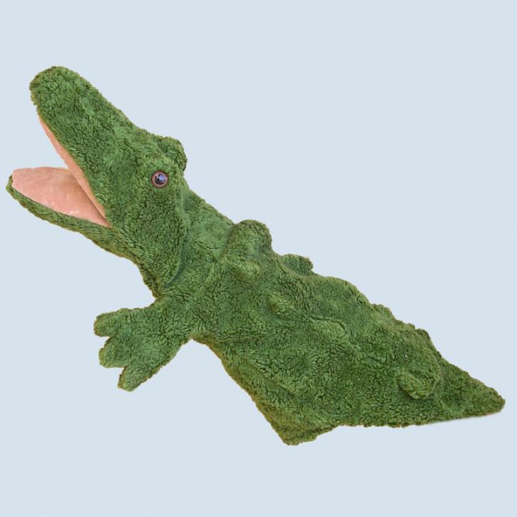 Kallisto Handpuppe - Krokodil Manni - Bio