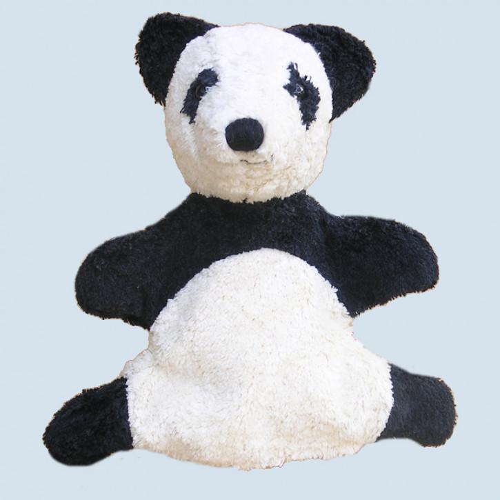 Kallisto Handpuppe - Panda / Bär - Bio Baumwolle, öko