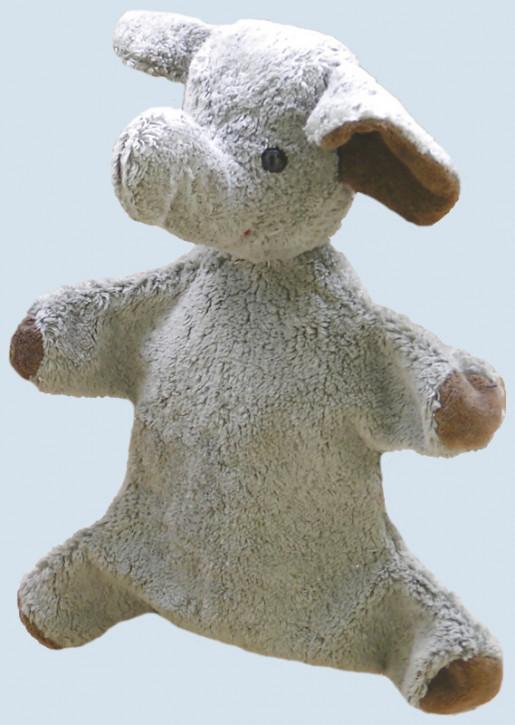 Kallisto hand puppet - Elephant - organic cotton, eco