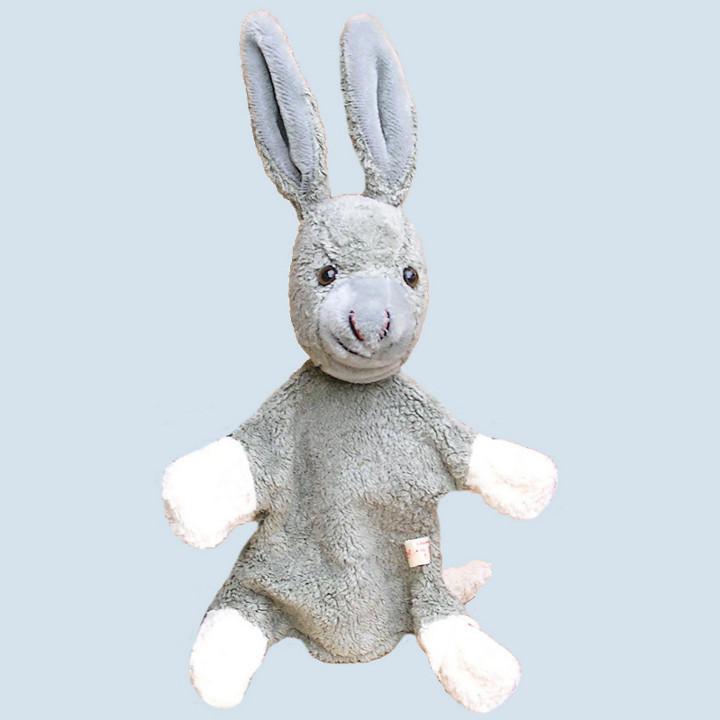 Kallisto Handpuppe - Esel - Bio Baumwolle