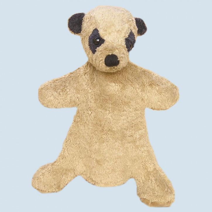 Kallisto hand puppet - Meerkat - organic cotton, eco