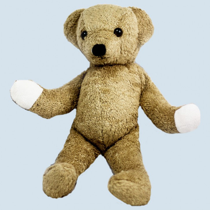 Kallisto - hum Bear, Teddy - beige, organic cotton, eco