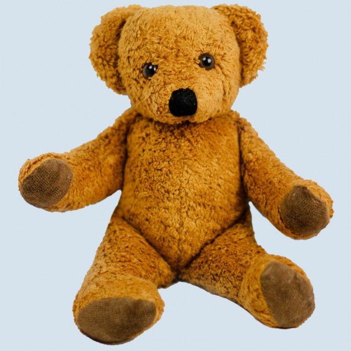 Kallisto - hum Bear, Teddy - brown, organic cotton, eco