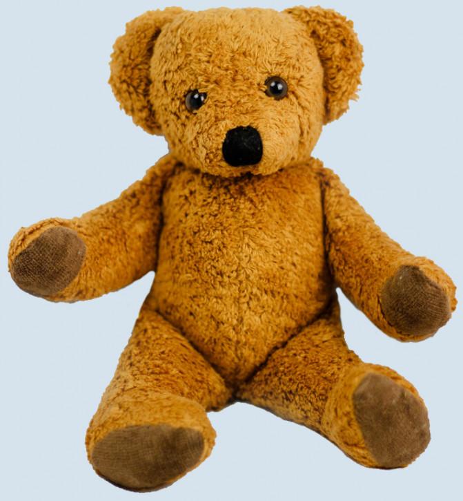 Kallisto Stofftier - Bär, Teddy - braun, Bio Baumwolle, öko
