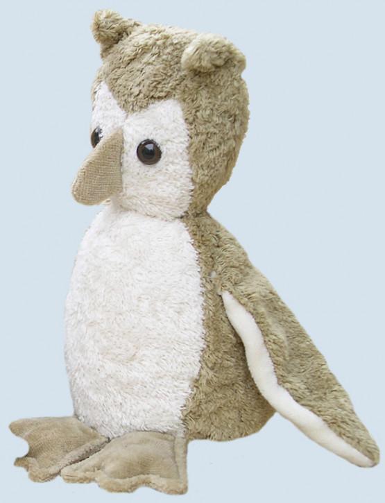 Kallisto ♫ Spieluhr Eule - beige, Bio Baumwolle, öko