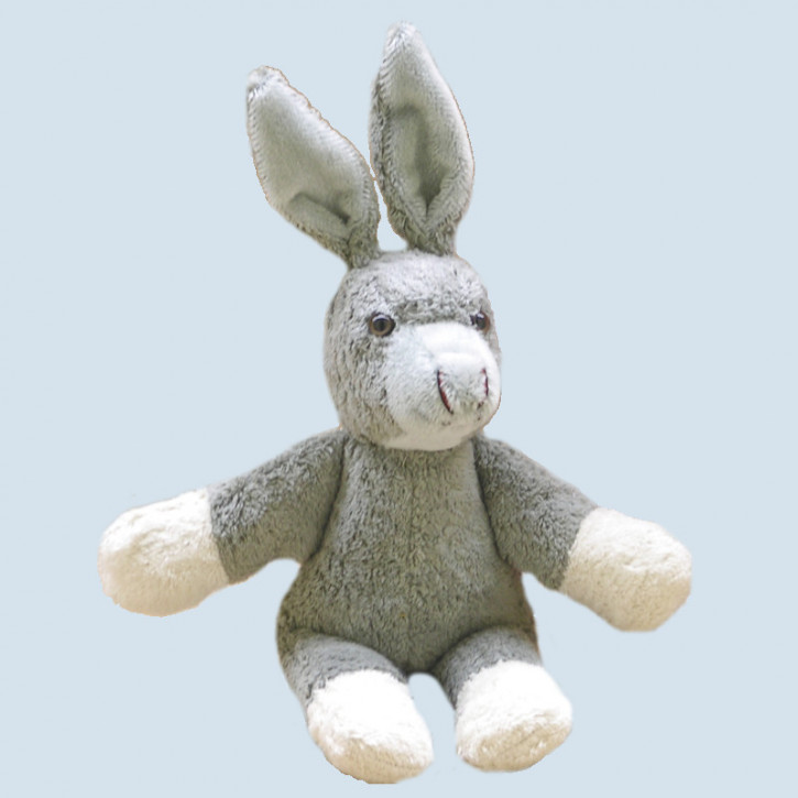 Kallisto cuddly animal with music box Donkey - organic cotton, eco