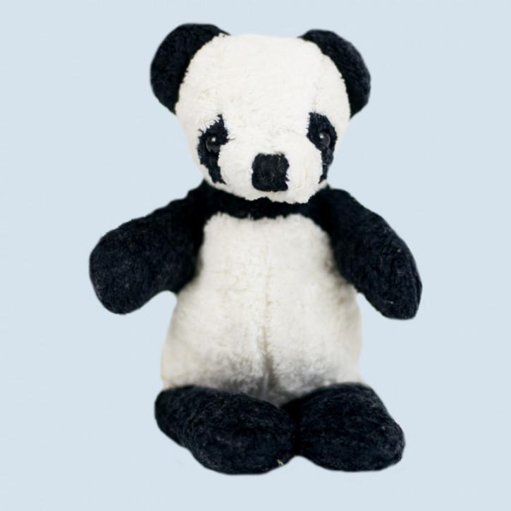 kallisto stofftier handpuppe panda bio baumwolle maman et bebe. Black Bedroom Furniture Sets. Home Design Ideas