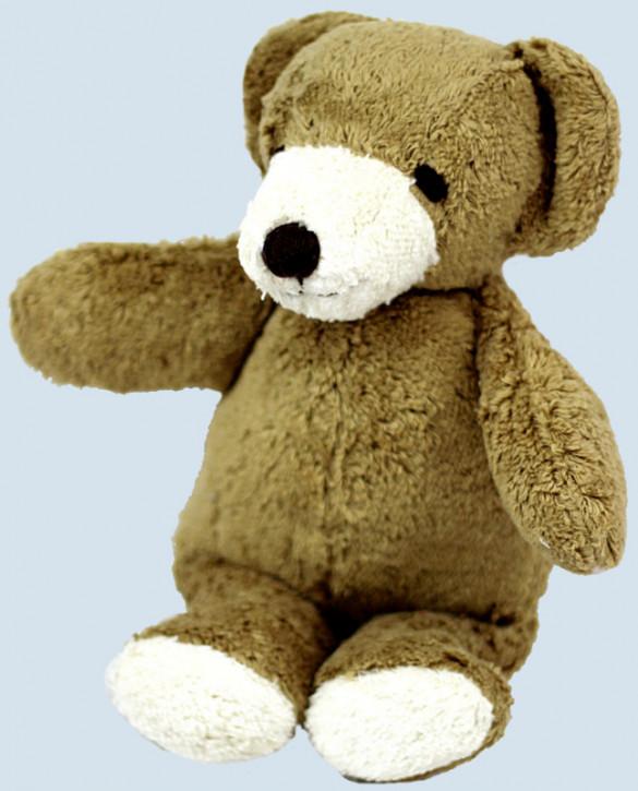 Kallisto Kuscheltier Schnuffel - Bär, Teddy - beige, Bio Baumwolle
