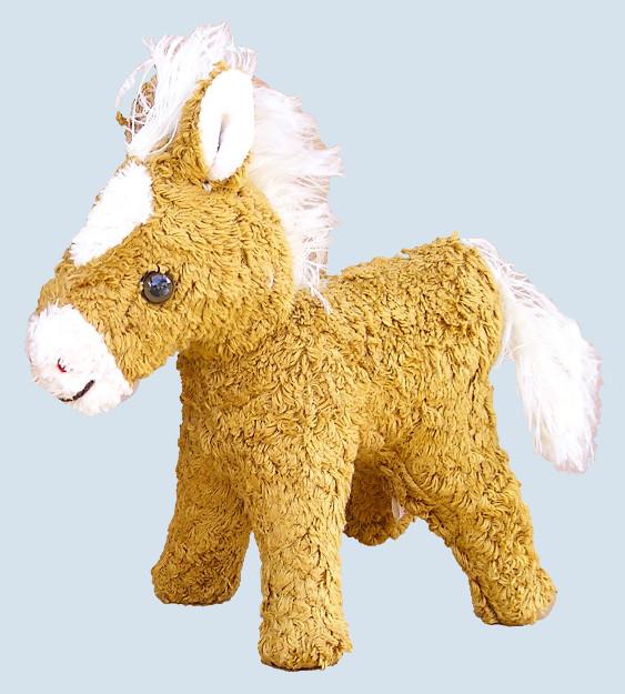 Kallisto stuffed animal - Horse, Foal Lilly - organic cotton, eco