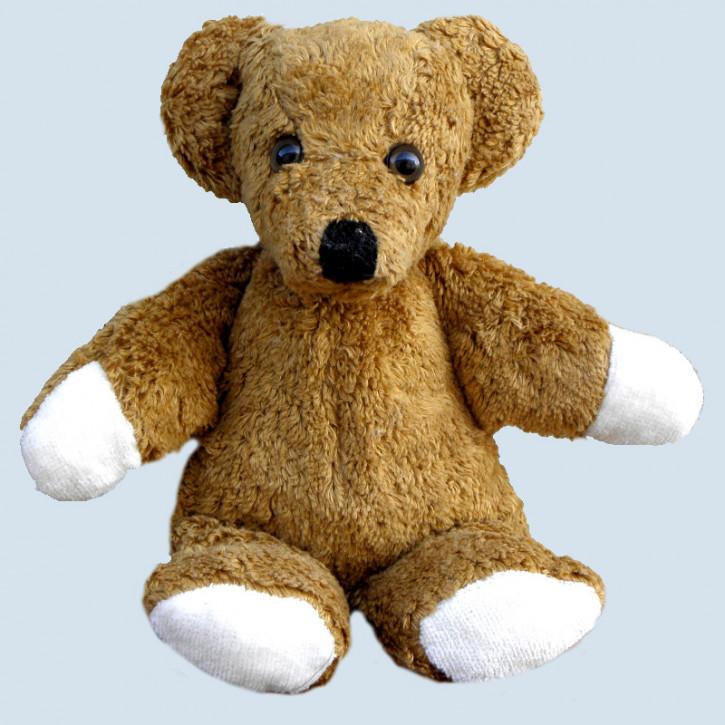 Kallisto stuffed animal - bear, teddy - brown, organic cotton