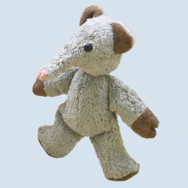 Kallisto stuffed animal - ant eater, bear, teddy - organic cotton