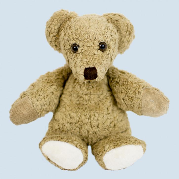 Kallisto cuddly animal - Teddy Bear Knuffel - beige, organic cotton, eco