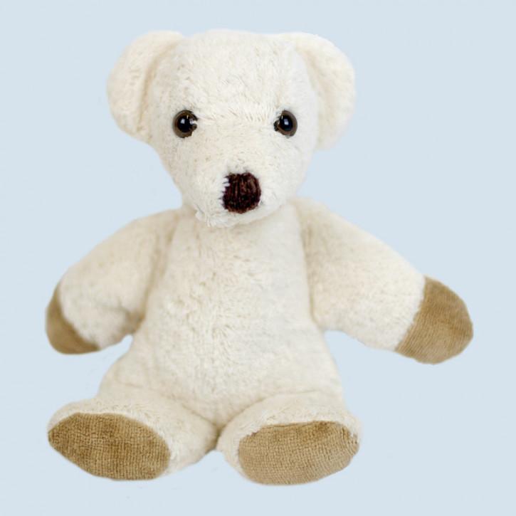 Kallisto cuddly animal - Teddy Bear Knuffel - white, organic cotton, eco