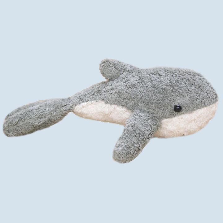 Kallisto cuddly animal - whale - organic cotton