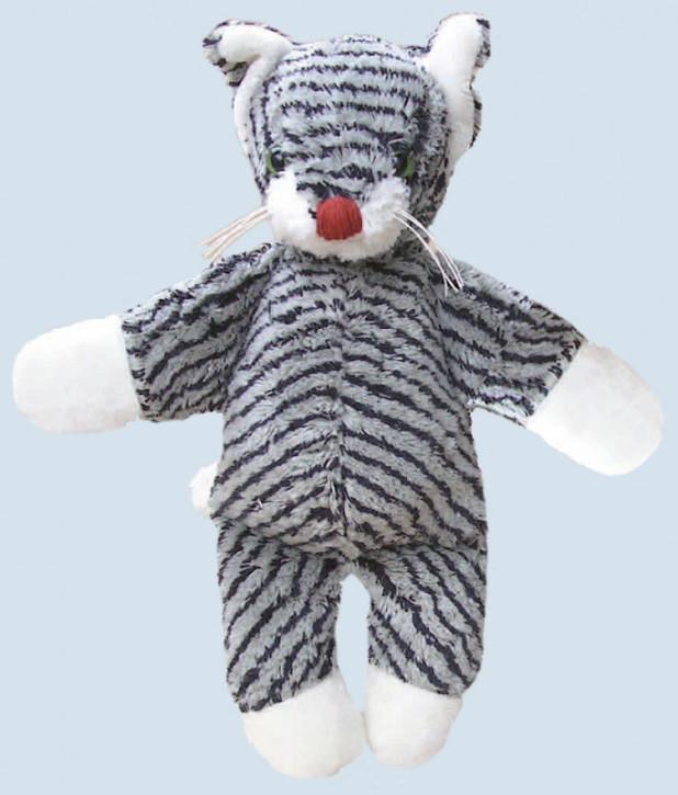 Kallisto Stofftier, Kuscheltier - Katze - Bio Baumwolle