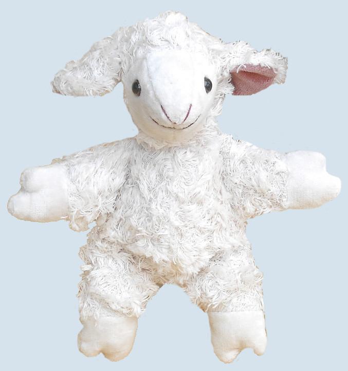 Kallisto soft toy - lamb little Bella - organic cotton, eco