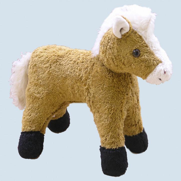 Kallisto stuffed animal - Horse Leyla - organic cotton, eco