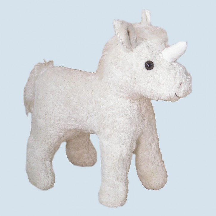 Kallisto cuddly toy - Horse / Unicorn Julia - organic cotton, eco