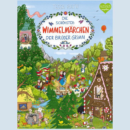 Wimmelbuch - Die schönsten Wimmelmärchen - Magellan