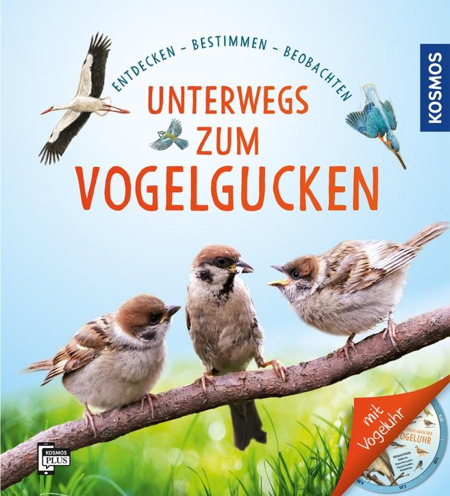 KOSMOS Verlag Kinderbuch - Unterwegs zum Vogelgucken