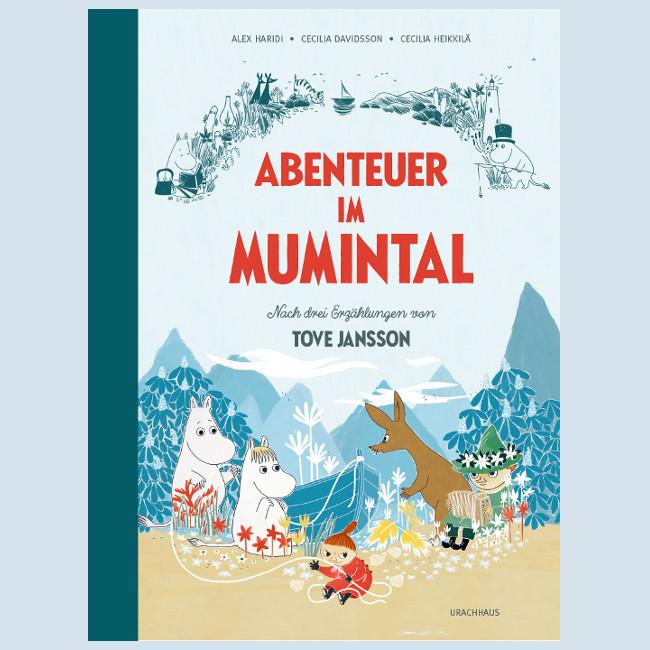 Kinderbuch - Abenteuer im Mumintal - Urachhaus Verlag