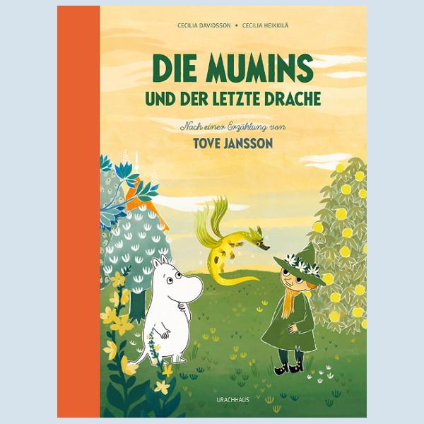 Kinderbuch - Die Mumins und der letzte Drache - Urachhaus Verlag