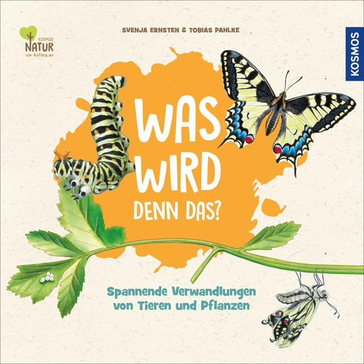 Kinderbuch - Was wird denn das? - KOSMOS Verlag
