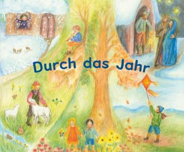Kinderbuch - durch das Jahr - Mellinger Verlag