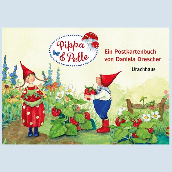 Postkartenbuch - Pippa und Pelle - Urachhaus