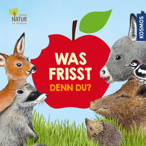 Kinderbuch - Was frisst denn du ? KOSMOS Verlag