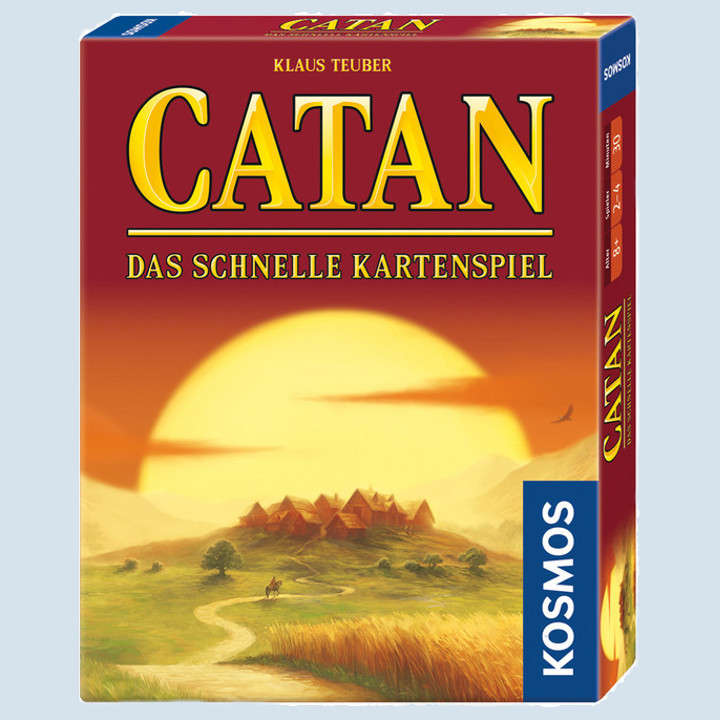 Kartenspiel - Catan - KOSMOS