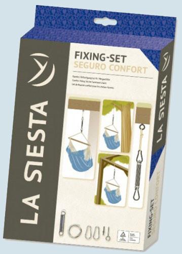 La Siesta - Befestigungsset Seguro Comfort - für Hängestühle