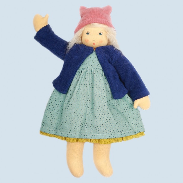 Nanchen doll - Alma - organic cotton, eco