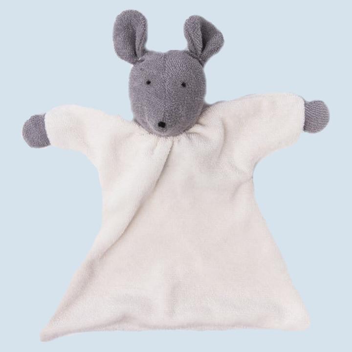 Nanchen Puppe - Nuckeltuch Maus - Bio Baumwolle