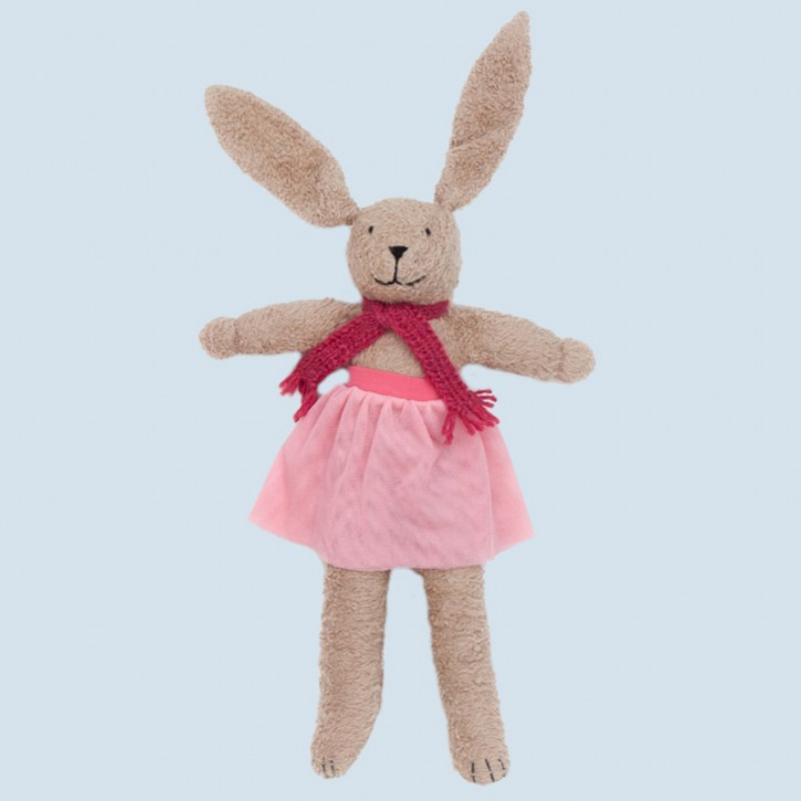 Nanchen Puppe - Tanzhase Marie - Bio Baumwolle