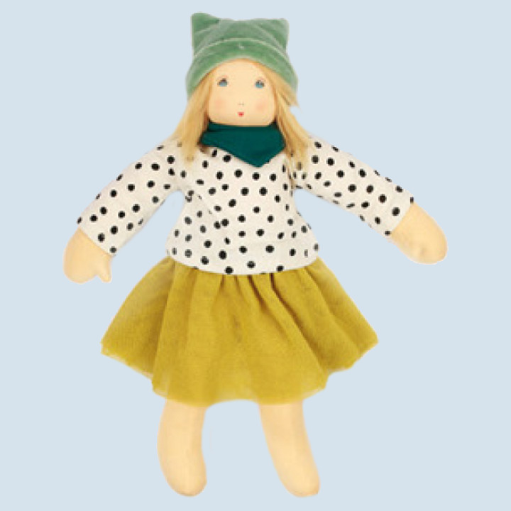 Nanchen eco doll - Mascha, organic cotton