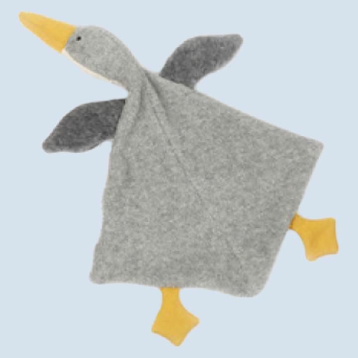 Nanchen eco doll - baby comforter wild goose - Till, organic cotton
