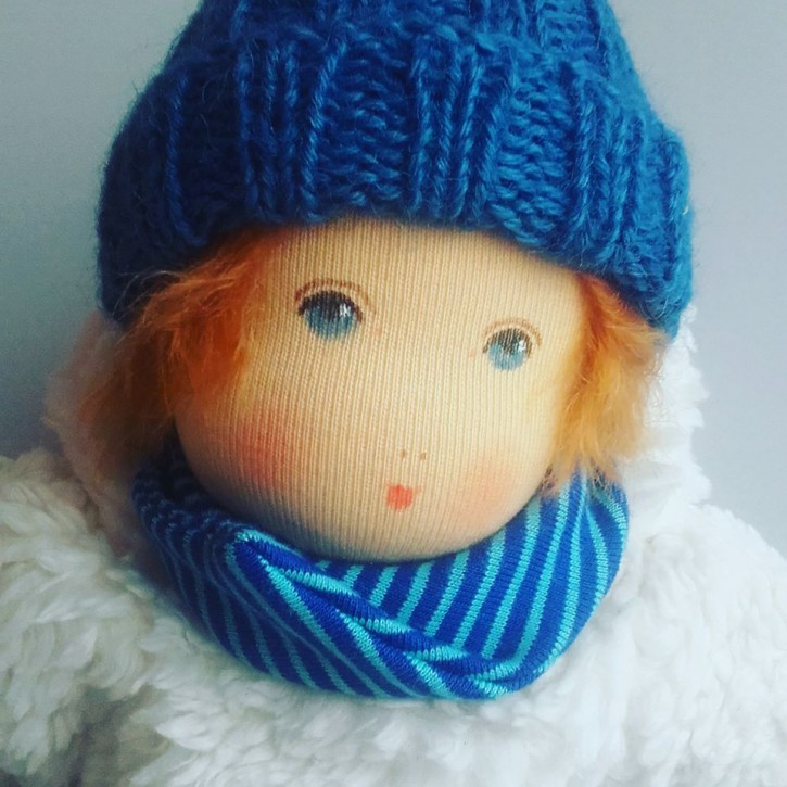 Nanchen Doll - Julian - organic cotton, eco