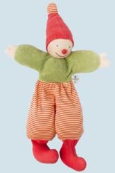Nanchen Puppe - Joker - Bio Baumwolle, öko