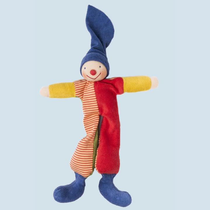 Nanchen Doll - Kasper - colorful, organic cotton, eco, small